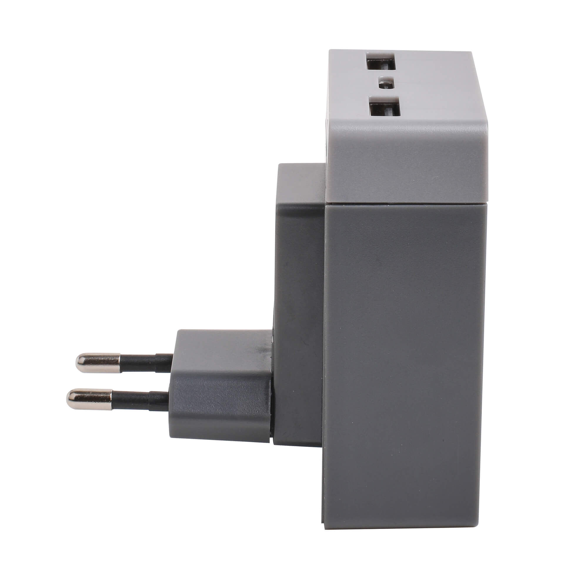 Charger 220V 1xUSB C PD 2xUSB A 2.4A PD 30W 3.0 For MobilPCMac Total 45W